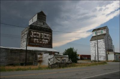 Montana - Grain elevators