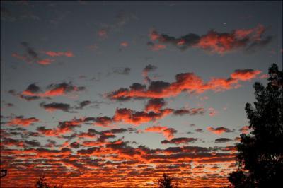 Sunrise November 17, 2006