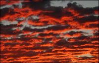 November 17, 2006, sunrise 6:55 a.m.