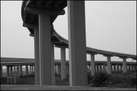 Stonehenge Translated - Photography, New I35E and Hwy 121, Lewisville, Texas