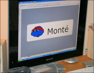 Monte Is My Homey, digital 2006