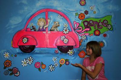 Renee's Room, Airdrie, Alberta