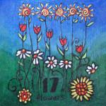 17 flowers