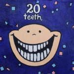 20 teeth