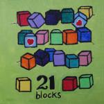 21 blocks