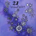 27 snowflakes