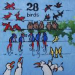 28 birds