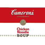 Page 2 Cameron's Soup label