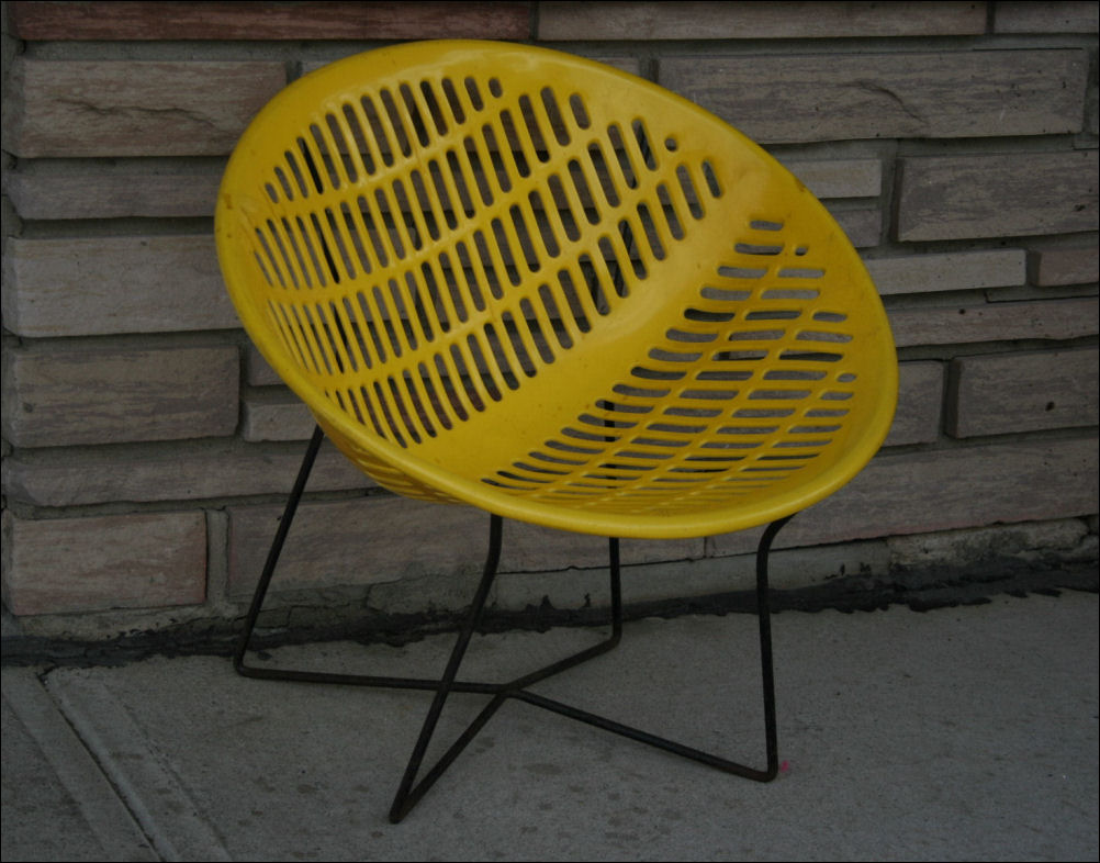 1960s vintage chair example